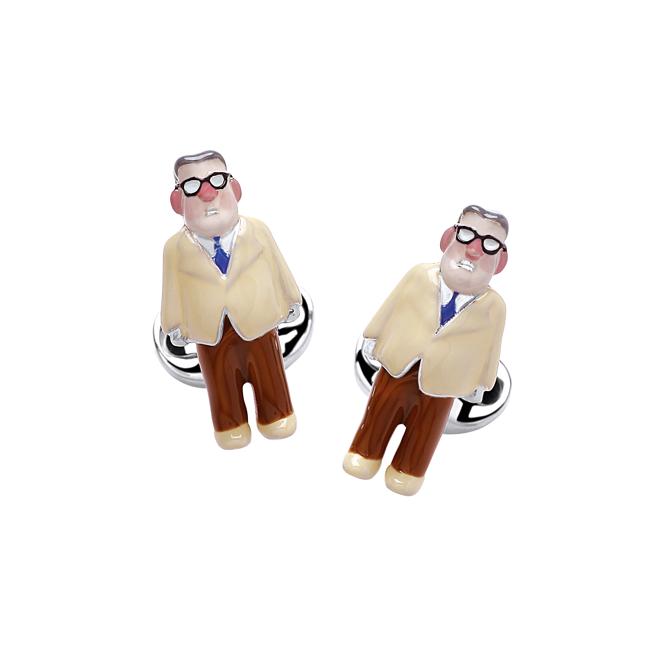 Dave's Grandad Cufflinks