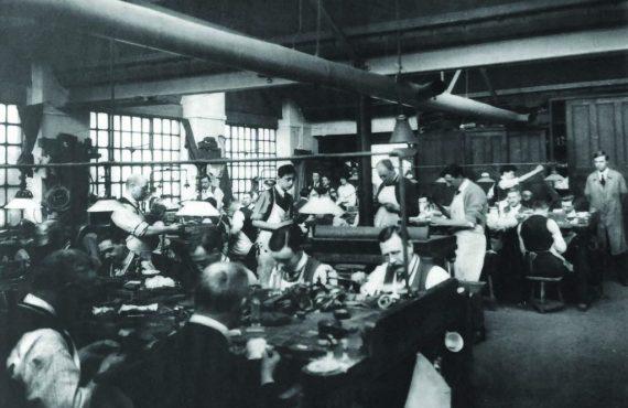 The History of Cufflinks