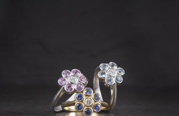 Ladies' Bespoke Jewellery