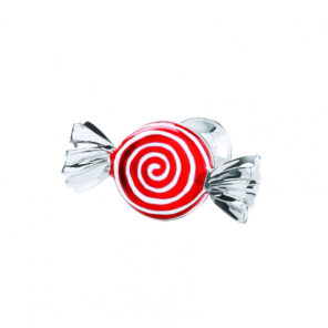 Sterling Silver Sweet Lapel Pin