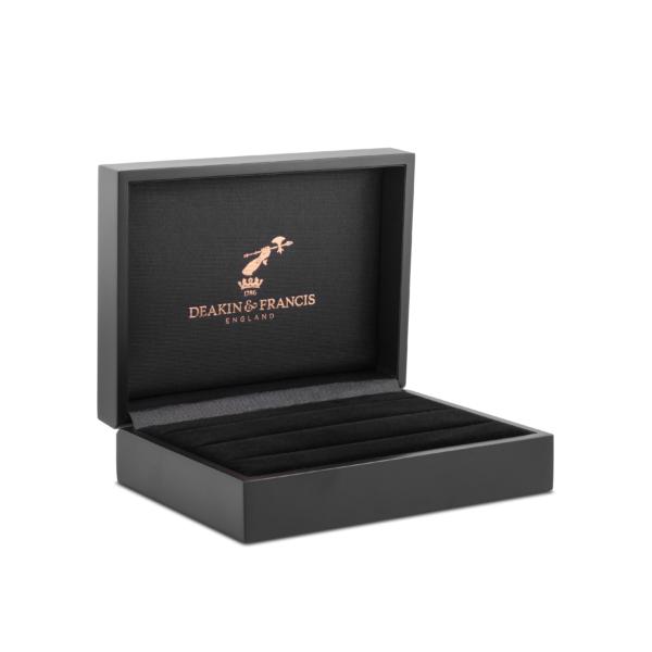 Cufflink collection box