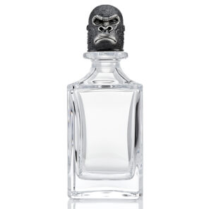 Grumpy Gorilla Decanter