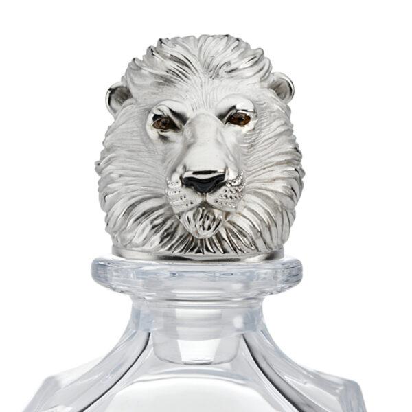 Proud Lion Decanter