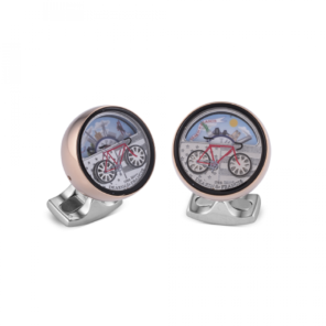 New York Moving Scene Cufflinks