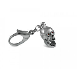 Fundamentals Skull Head Keyring