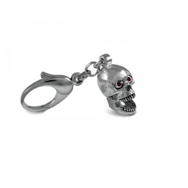 Fundamentals Skull Head Keyring