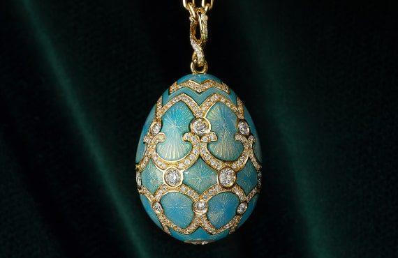 Deakin & Francis Partner with Fabergé