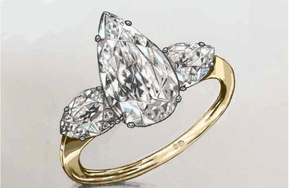 Making a Bespoke Engagement Ring